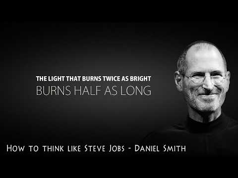 Steve Jobs Life story | How to be like Steve Jobs | Inspiring video