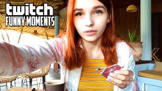 Топ Моменты с Twitch | Сложная Ситуация с Девушкой | Пикап в Макдональдсе