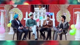 Part 1 - New Year Special - Sharry Mann, Preet Harpal & Kulwinder Billa in Touchdown Punjab