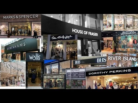 How To KEEP YOUR JOB - House Of Fraser