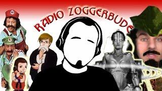 Radio Zoggerbude - August 2015 - Dragonball, Robin Hood, Mario Super Show, Metropolis