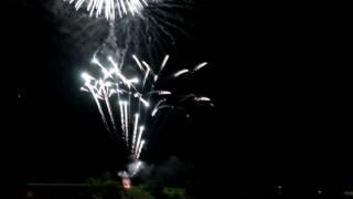 Windsor West Hants Summerfest Fireworks