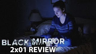 Black Mirror Season 2 Episode 1 'Be Right Back' Review