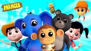Kids Nursery Rhymes | Songs for Children  | Kindergarten Vid...