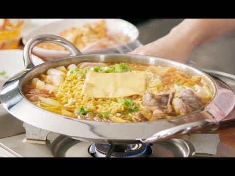 韩式部队锅Sausage Stew【曼食慢语】