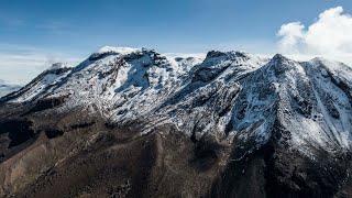 La agonía de los últimos glaciares de México