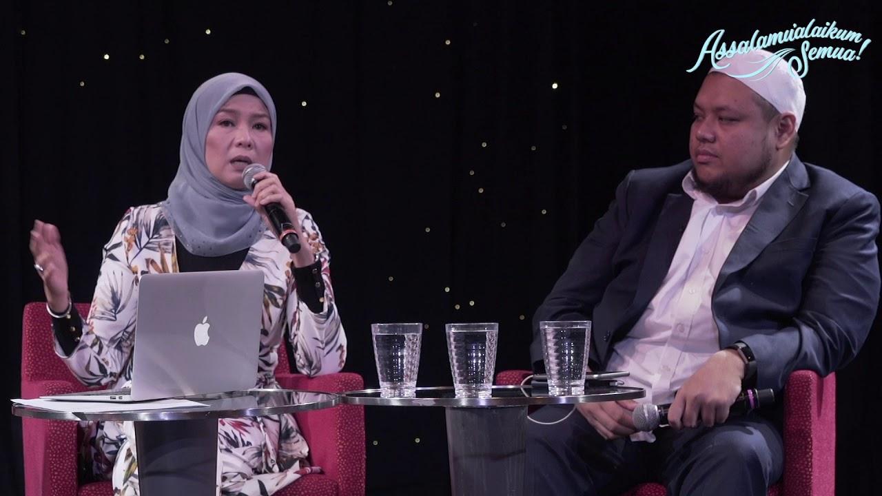 Assalamualaikum Semua: Sheila Rusly & Ustaz Zahid ZIn - YouTube
