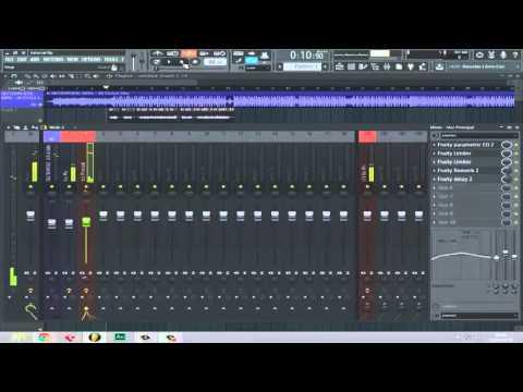 Tutorial Grabacion, Mezcla de Voces Y Mastering - 2016 - FL Studio