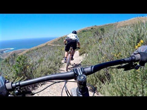 Finding that SLO flow | Mountain biking Montaña De Oro
