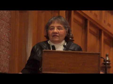 Ficklin Media Diane Nash at Yale, MLK, remarks Part 3