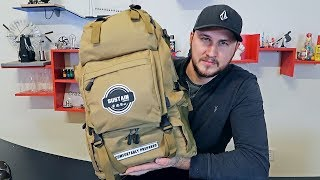 $300 Mystery Survival Backpack