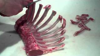 WindsorEats - How t๐ French a Rack of Lamb