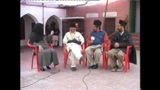 Interview Mir Mahmood Ahmad Nasir and Bibi Amtul Mateen, Islam Ahmadiyya (Urdu)