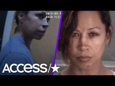 Stacey Dash Lists Off Acting Gigs To Cop While Being Arrested On Domestic Battery Charge