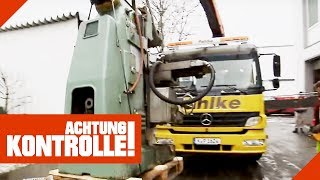 2,5 Tonnen am Haken! Spezialauftrag für die Abschleppkönige! | Achtung Kontrolle | kabel eins