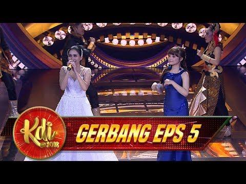 Cantik Dan Imut! Ayu Ting Ting Feat Tasya Rosmala [JARAN GOYANG] - Gerbang KDI Eps 5 (28/7)