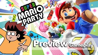 Preview : Super Mario Party (Switch)