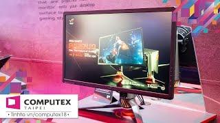 ASUS ROG Swift PG27UQ - 4K HDR 144 Hz G-Sync, không thiếu món gì, giá từ $2000