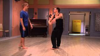 Eldon Vs Hunter Dance Battle The Next Step Extended Dances