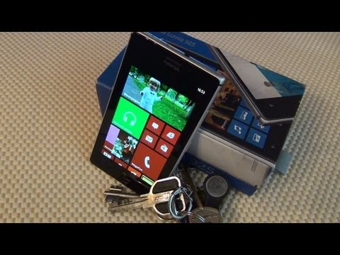 Nokia Lumia 925 - Благородных Кровей! Подробный Обзор / от Арстайл /