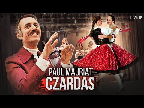 Mix - Paul Mauriat — Czardas