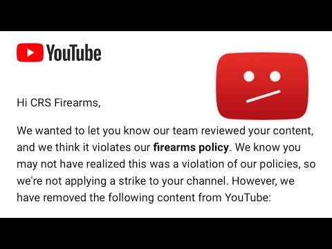 I Got Into Some YouTube Trouble