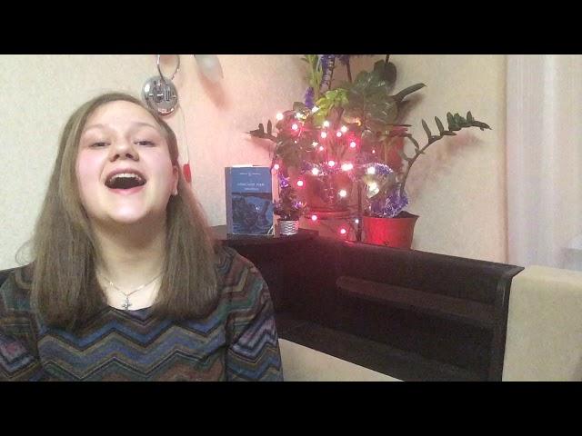 Изображение предпросмотра прочтения – ИринаКочнева читает произведение «Девушка пела в церковном хоре» А.А.Блока