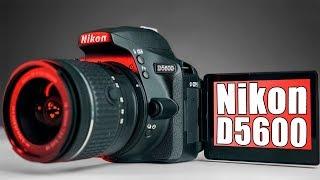 Nikon D5600 - Актуальна ли в 2018 году?