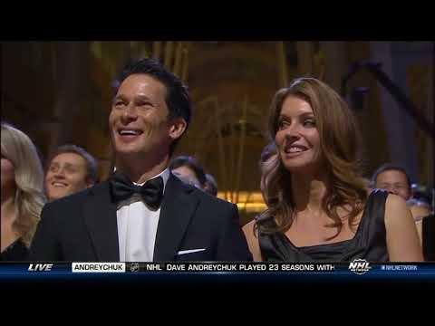 Teemu Selanne's Hockey Hall of Fame Speech