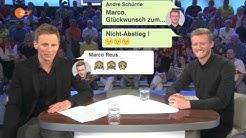 WhatsApp von Götze, Reus und Schürrle gehackt
