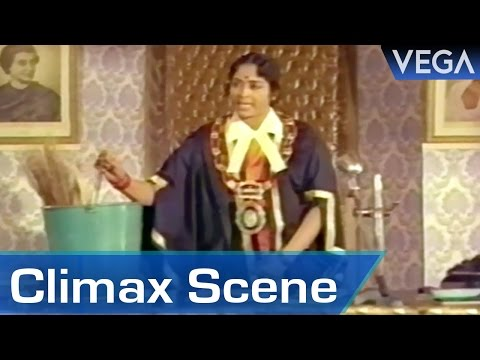 Mayor Meenakshi Tamil Movie Climax Scene...