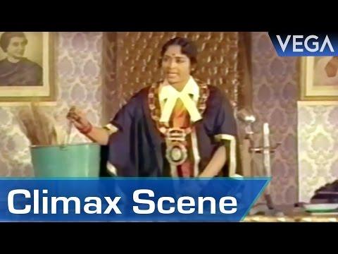 Mayor Meenakshi Tamil Movie Climax Scene...