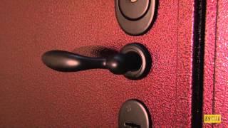 видео Уход за стальной дверью