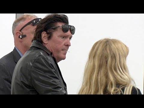 Michael Madsen And Wife DeAnna Take A Romantic Trip