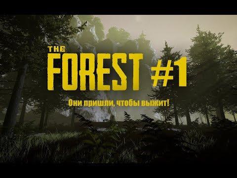 TyPuCT ► The Forest (Они пришли, чтобы выжить! Выжить аборигенов с острова...)  #1