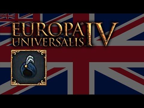 EU4 Timelapse - England - Master of India (1.19.2)