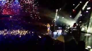 Lady Gaga - Applause @ Roseland Ballroom 4.7.14