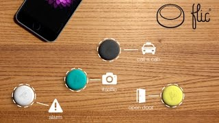 Official Video: Flic - The Wireless Smart Button