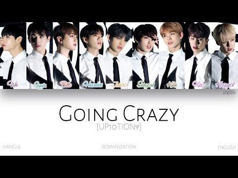 [HAN|ROM|ENG] UP10TION (업텐션) - Going Crazy (미치게 해) (Color Coded Lyrics)
