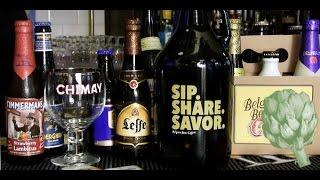 Understanding Belgian Beers | Potluck Video