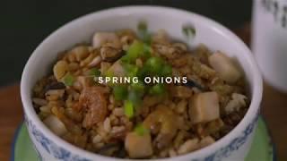 CUCKOO GABA Rice Recipes - Yam Rice