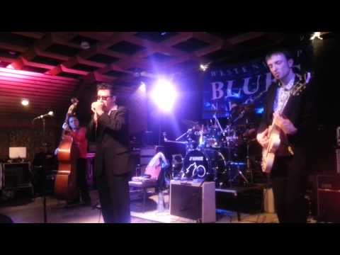 2014 Steve West Weston & Bluesonics - Blues @ Westendorp Bluesnight