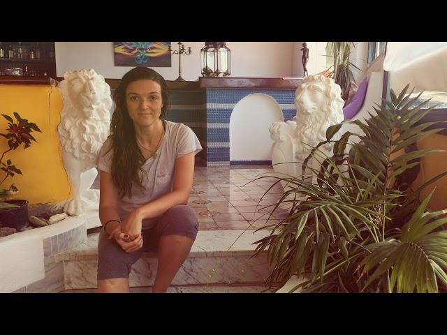 Noelia: intensivo Napoli