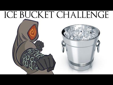 Oroboro takes on the ALS Ice Bucket Challenge
