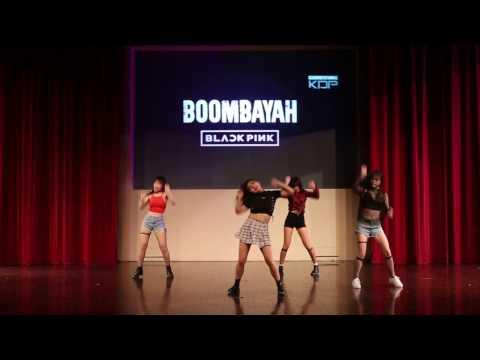 [JUNGABABY]Blackpink Remix Dance Practice + Boombayah Dance Cover NTUKDP 2017 CONCERT