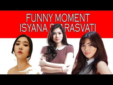Lucunya!! Isyana Funny Moment Mp3