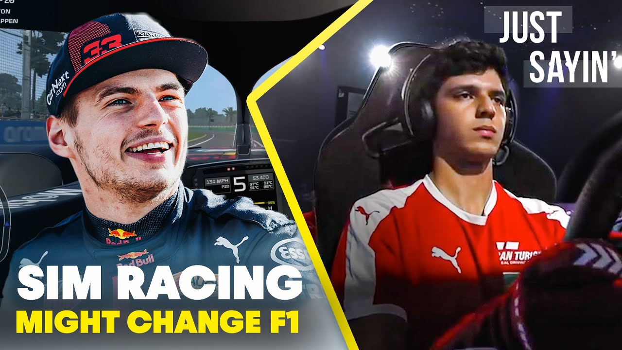 Can Sim Racing Make A Future F1 Champion? w/ Max Verstappen