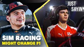 Sim Racing peut-il devenir un futur champion de F1 ? avec Max Verstappen