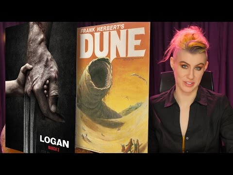Movie News Blog: Logan Trailer and DUNE Movie thoughts and feelings.
