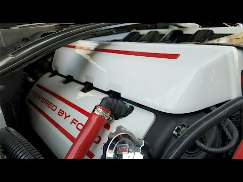 2016 Mustang:  JLT Custom Coil Covers